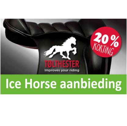 IceHorse aanbieding Tölthester Tönn