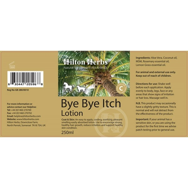 Bye Bye Itch Lotion