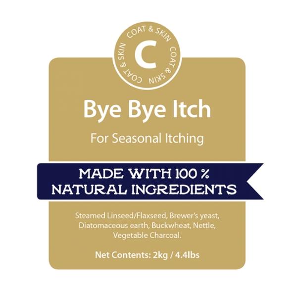 Bye Bye Itch supplement