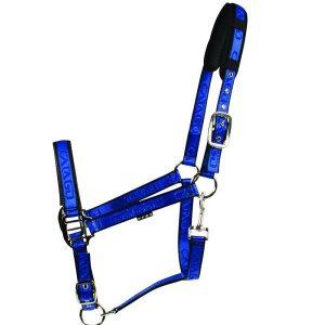 Catago halster blauw