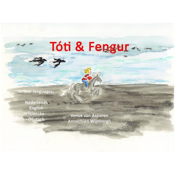 Toti & Fengur prentenboek
