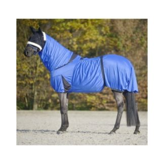 Eczeemdeken Royal blue