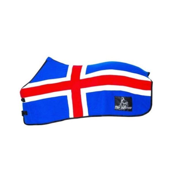 Fleecedeken IJsland