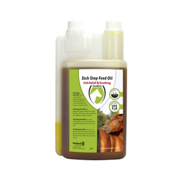 Excellent Itch Stop Feed Oil