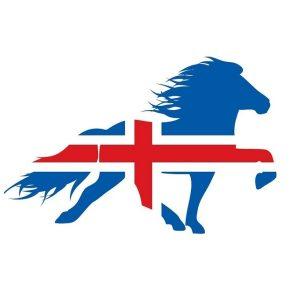 Sticker IJslander