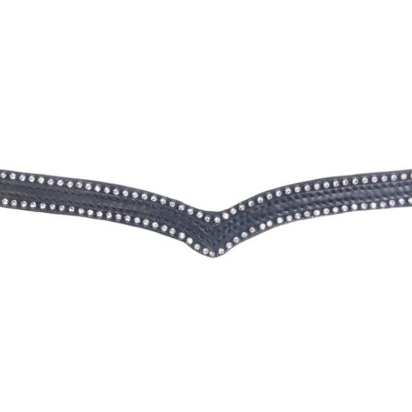 KarlslundFrontriemV-vormigKristal1