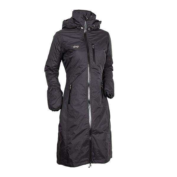 Uhip 3 in 1 jas zwart