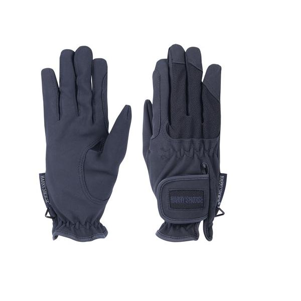 Handschoen Domy Mesh zwart
