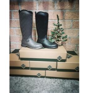 Kerst en Muck Boots