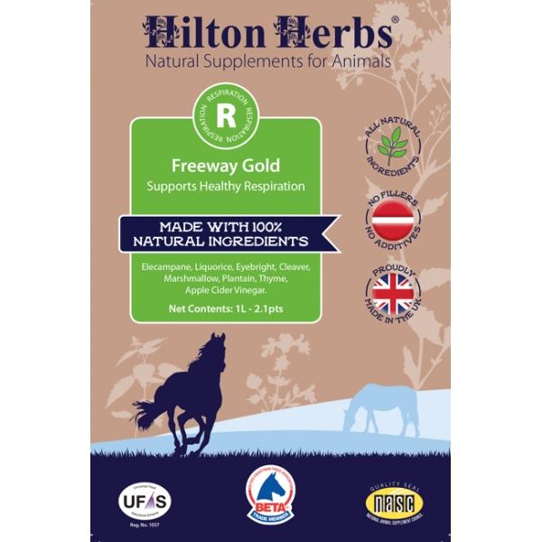 Hilton Herbs Freeway Gold vloeibaar