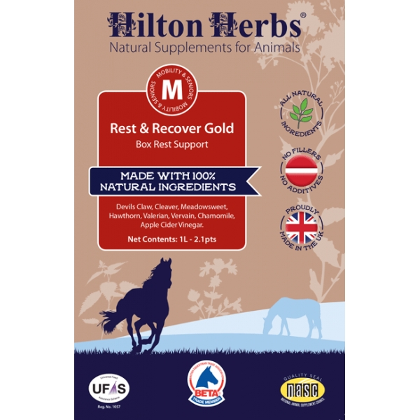 Hilton Herbs Rest & Recover Gold