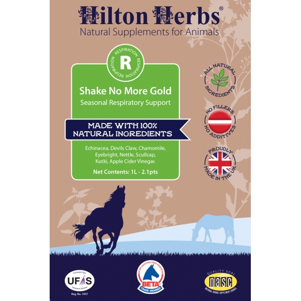 Hilton Herbs Shake No More Gold