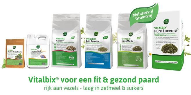 Vitalbix producten bij Atorka Ruitersport