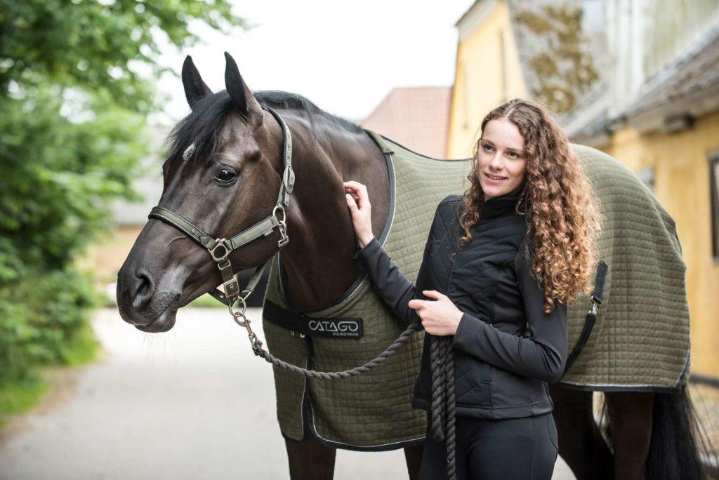 Catago paardendeken