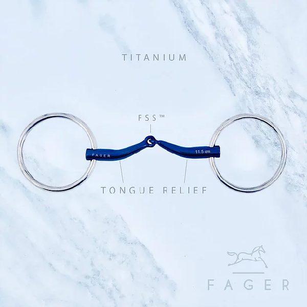 Fanny enkelgebroken watertrens FSS (testbit)