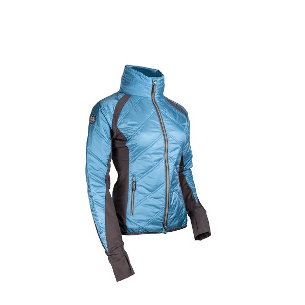 Uhip Hybrid Jacket lichtblauw