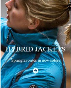 Uhip Hydrid Jacket