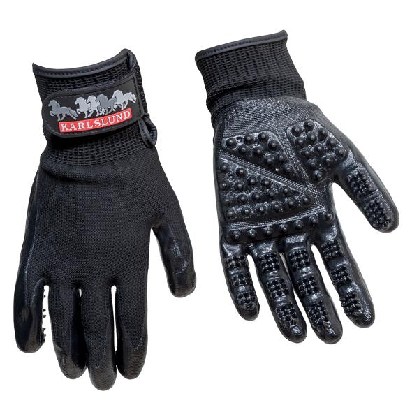 Karlslund Grooming handschoen
