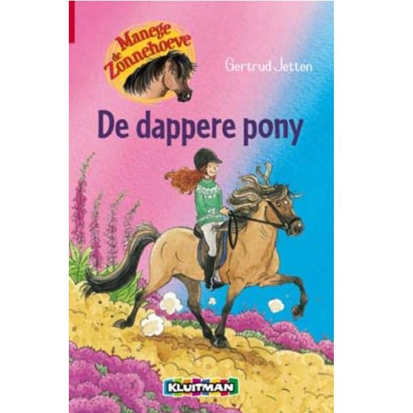 De dappere pony Gertrud Jetten