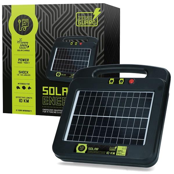 Zoneguard Solar en batterij