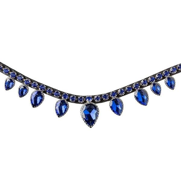 Equitec Frontriem Blue Diamond Drops