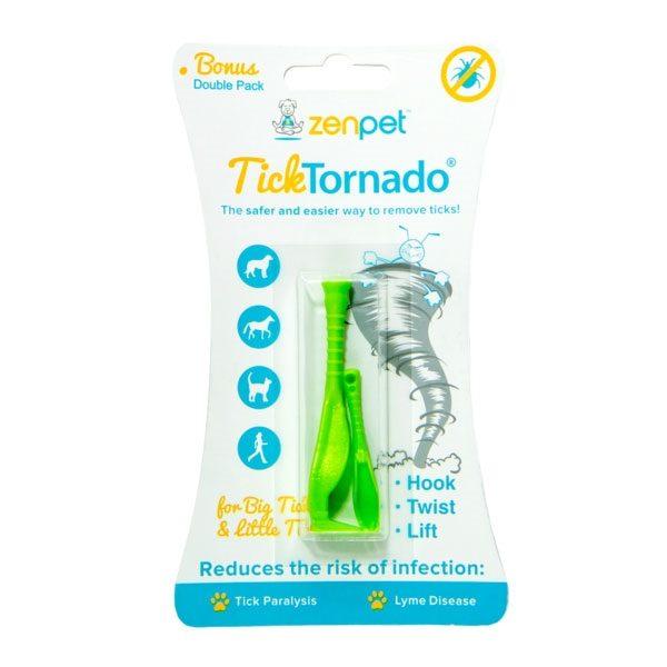 Tekentang Zenpet Tick Tornado