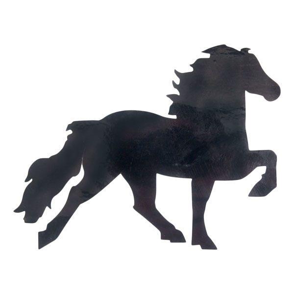 Karlslund IJslandse paard sticker