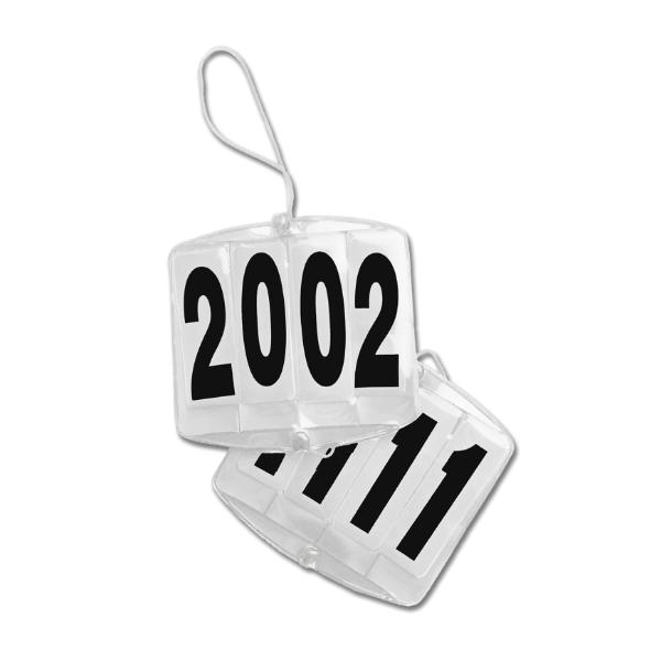 Waldhausen 4-cijferige hoofdnummers