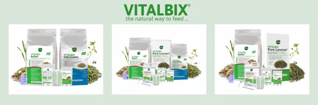 Vitalbix producten