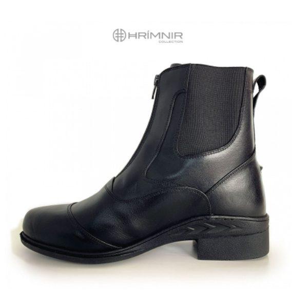 Hrimnir zipper jodhpur boots
