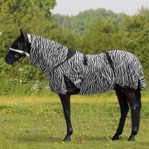 Eczeemdeken Zebra