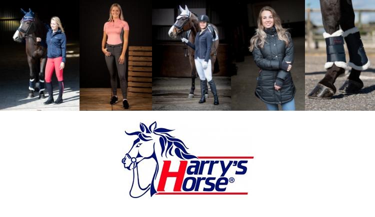Banner Harry's Horse