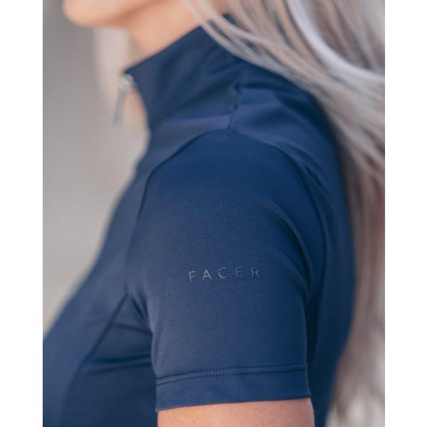 Fager Emma shirt navy